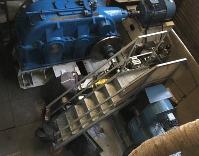 photos : Suivi vibratoire remontée mécanique