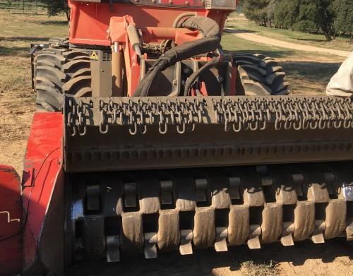 Interventions Eval : Tracteur broyeur